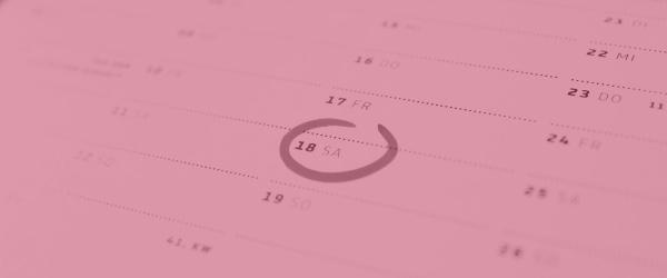 Imagen Post Calendario del contribuyente. Fechas del 2021